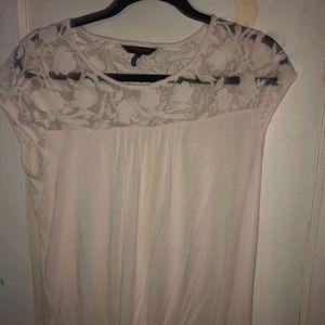 White Lace Shirt 🐩